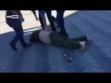 В Днепропетровске вломили люлей слишком агрессивному «ветерану АТО» [18+]