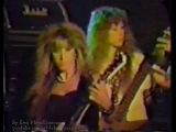 Meanstreak - Live in New York (1989) - (MetalQueens)