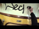 Tagging in Metro Weck FAMILYcrew