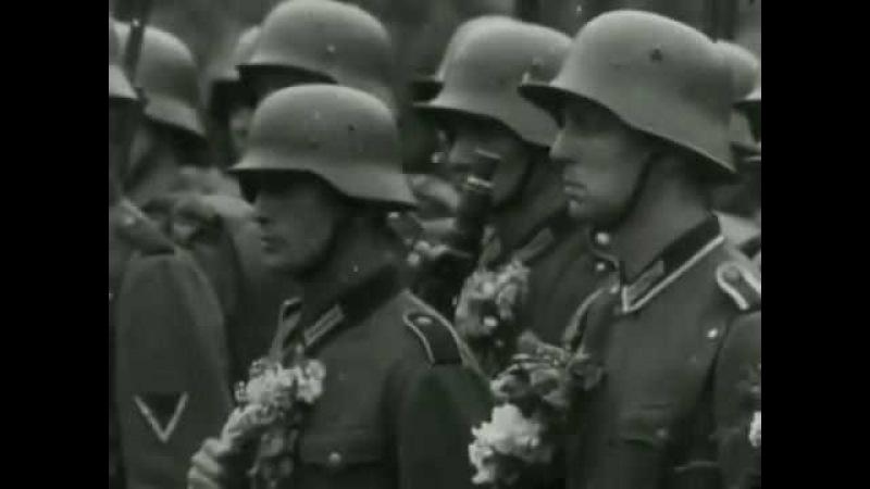 Марш Ein Heller und ein Batzen. Wehrmacht (немецкая кинохроника)