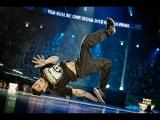 Mounir vs Gravity - Quarter Finals - Red Bull BC One World Final 2013 Seoul