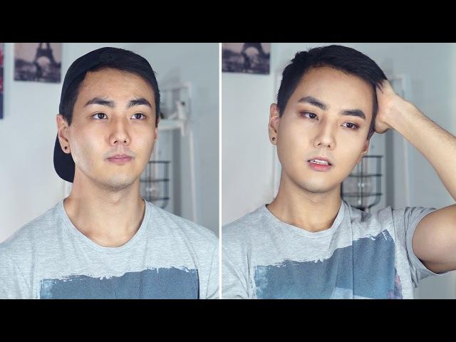 Doing My Friend's Makeup 7 - Edward Avila