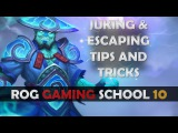 The Art of Juking in Dota 2 - Tips and Tricks - ROG GAMING School Part 10