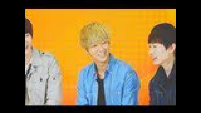 Yesung funny rap of T.O.P (Shinhwa)