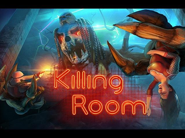 Killing Room 2 - Еб*чие капканы!