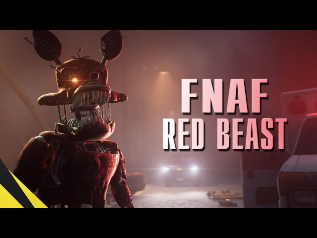 SFM Five Nights at Freddy's Movie Red Beast FNAF Animation