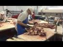 Обвалка передней части говядины лопатка 480