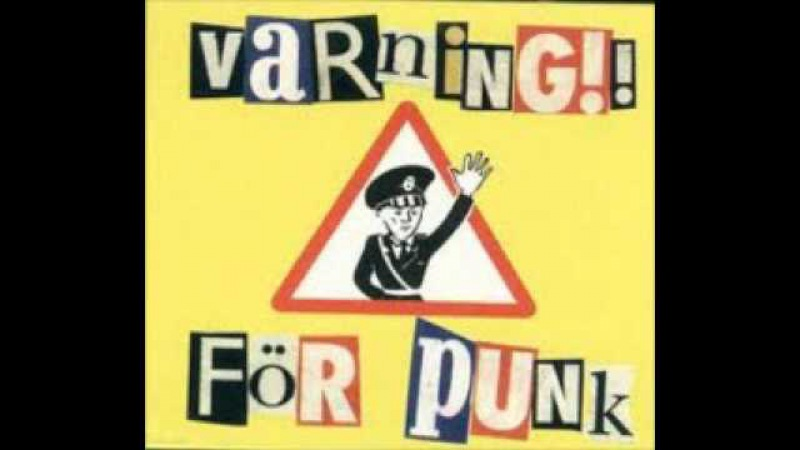 VA Varning För Punk 2nd FULL ALBUM