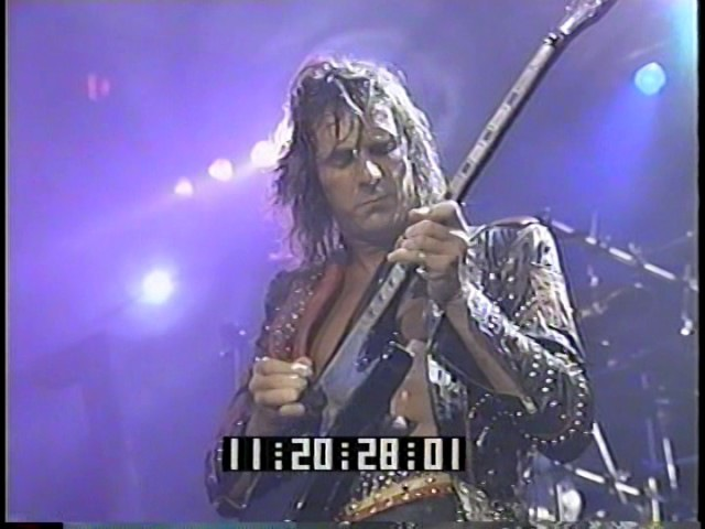JUDAS PRIEST - A Touch Of Evil - Painkiller (Live 1991)