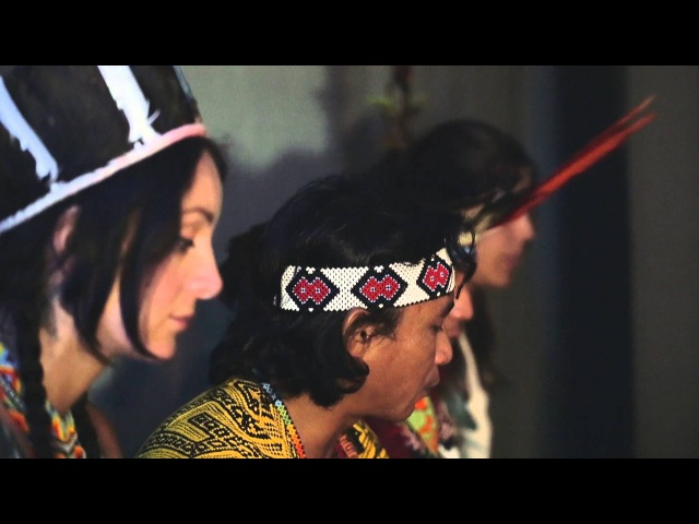 Hapé Medicine workshop and Sacred Ceremony with 2 Amazonian Master Shamans from the Kaxinawa