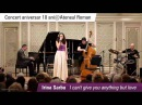 Irina Sarbu - I can't give you anything but love baby