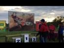мотокросс 2017 Прокопьевск, награждение за 4 этап