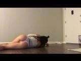 Lana Rhoades эротический танец #1