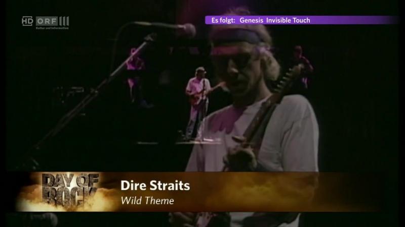 DIRE STRAITS – On The Night, Arcnes de Nimes Rotterdam (1992)