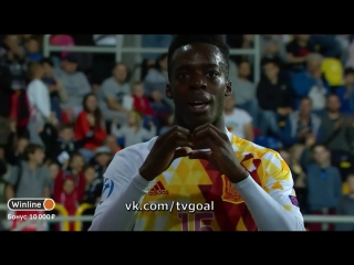 Чeмпиoнaт Eвpoпы U-21. Portugal 1:3 Spain | Уильямc