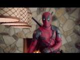 Hot Geek Fun id 3 ( Deadpool, marvel, X-man, X-force, Avengers, Black Widow, Черная Вдова, Мстители, tits, сиськи)