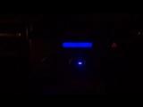 Пересвет Toyota Altezza в синий