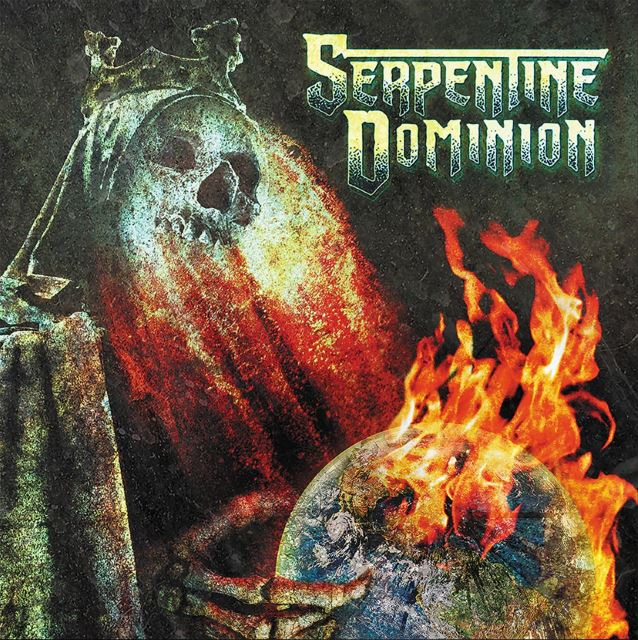 Serpentine Dominion - Serpentine Dominion (2016)