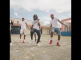 Dancehall Moves Performed by Ravers Clavers Crew in Jamaica