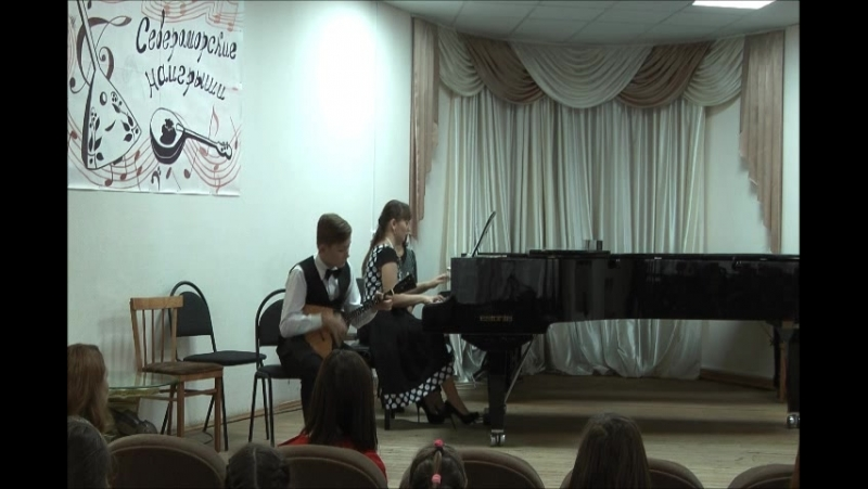 В.Андреев Вальс,,Балалайка Стенли-Авксентьев Полька