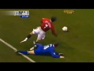Роналду против Руни