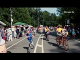День города: велосипедисты