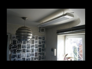 Отопление частного дома. Bilux. Видеоотзывы.