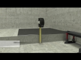 Душевой лоток - Pestan Confluo Premium Slim Line инструкция по монтажу