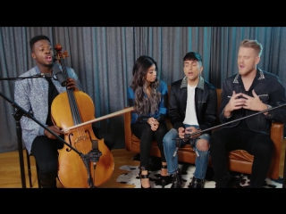 Pentatonix - Dancing On My Own (Robyn Cover)