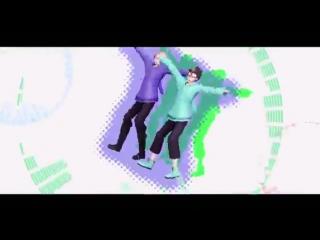 【MMDHQ!!】 仮装妄想携帯男子(笑) 【※修正版】 niconico GINZA