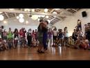 Albir Rojas Anjuli Kizomba Fusion Dance @ CSSF Festival