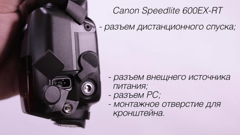 Обзор вспышек Canon Speedlite 600EX-RT и Фотовспышка Canon Speedlite 600EX II-RT от Фотосклад.ру