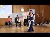 Балади ,импровизация .Международный фестиваль восточного танца