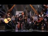 Johnny Hallyday et Yodelice - De l'amour - Le Grand Show