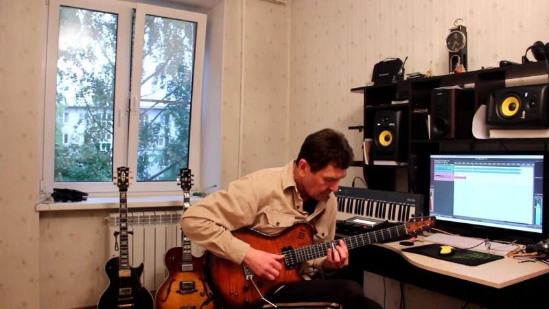 Памяти Чака Лоуба(Chuck Loeb)Замечательного гитариста,композитора и продюсера.К сожалению Чак безвременно покинул наш мир 31 июл