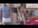 Сисястая Мамка друга застряла рукой в раковине милф матуре зрелая взрослая большие сиськи сексвайф секс жена хищница milf mature