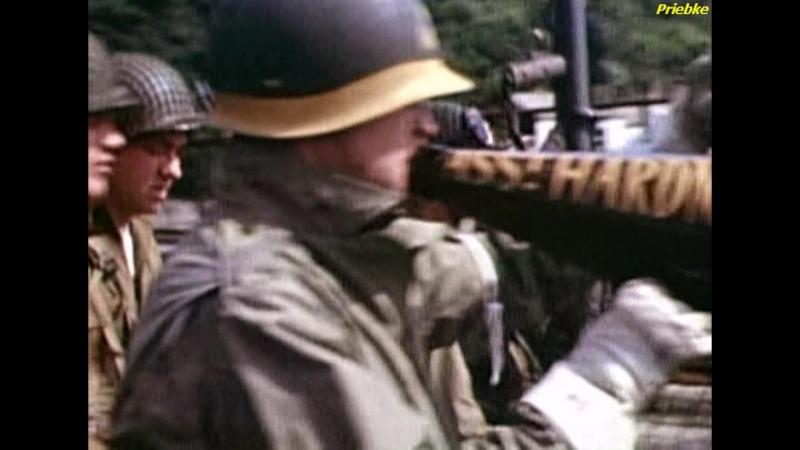 La segunda guerra mundial en color: El Dia D .