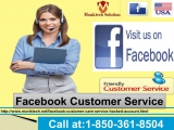 Regain Access to Your Facebook Account with Facebook Customer Service 1-850-361-8504