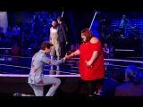 2017.05.13 The Voice 6 ep.12 Mika steals a talent from Zazie