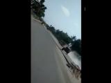 Buses Racing In Tamil Nadu Goes Viral