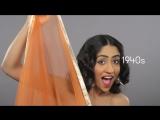 Как менялись стандарты женской красоты в Индии за последние 100 лет
