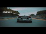 Nürburgring was dominated by ALA (Aerodinamica Lamborghini Attiva)