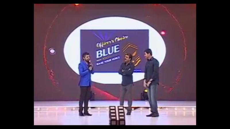Mahesh babu Mirchi 2014 Music Awards Speech