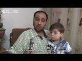 Отец Омрана Дакниша о том, как боевики сделали снимок его сына для пропаганды