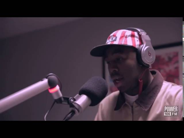 Tyler The Creator/LIFTOFF Open Bar Freestyle