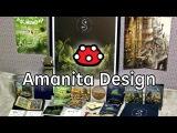 Большой обзор изданий игр от Amanita Design (Samorost 2 &amp 3, Machinarium, Botanicula)