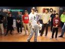 HOAN POPPING CLASS SOLO IN D80 DANCE STUDIO