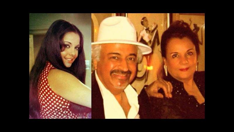 Actress Mumtaz Husband Mayur Madhvani with Daughters Natasha Tanya