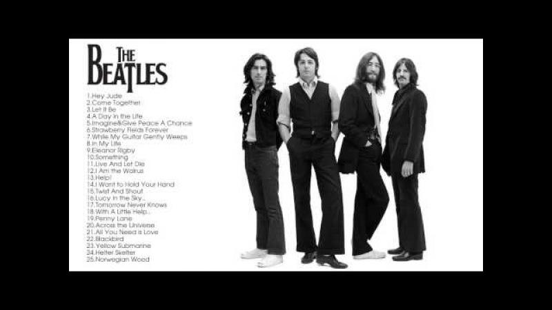 The Beatles Greatest Hits Full Album