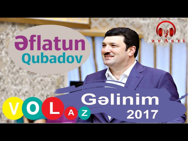 Eflatun Qubadov - Gelinim 2017 Toy Mahnisi [Official Audio]